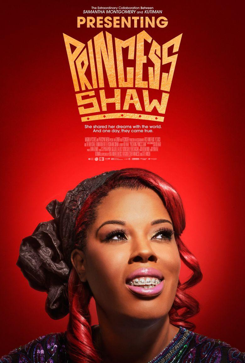 Presenting Princess Shaw Poster