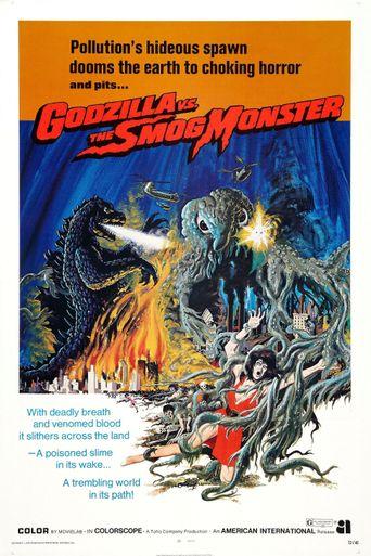 Godzilla vs. Hedorah Poster