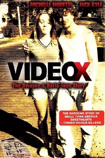 Video X: The Dwayne and Darla-Jean Story Poster
