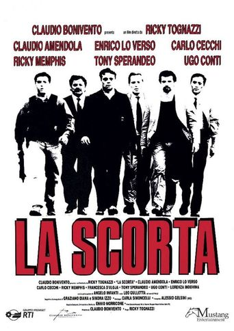 The Escort Poster