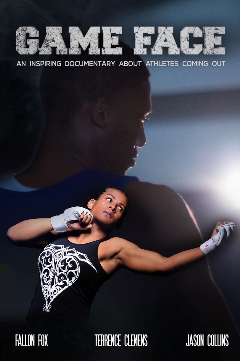 Game Face Poster
