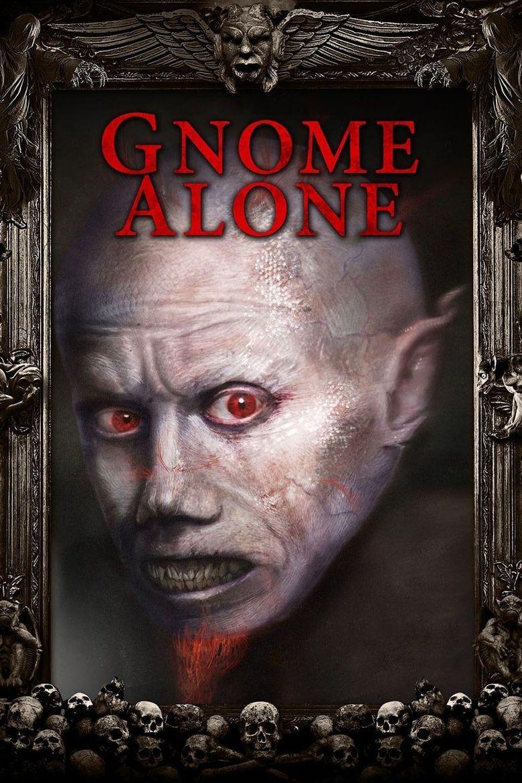Gnome Alone Poster