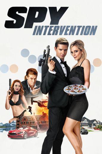Spy Intervention Poster