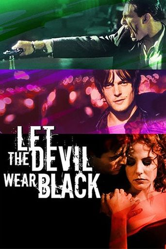 Let the Devil Wear Black Poster