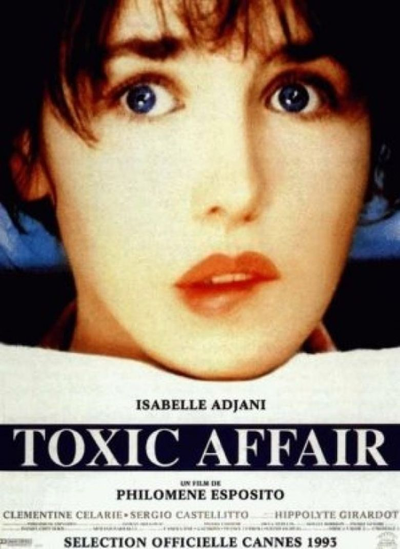Toxic Affair Poster