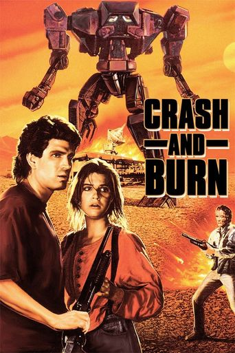 Crash and Burn Poster