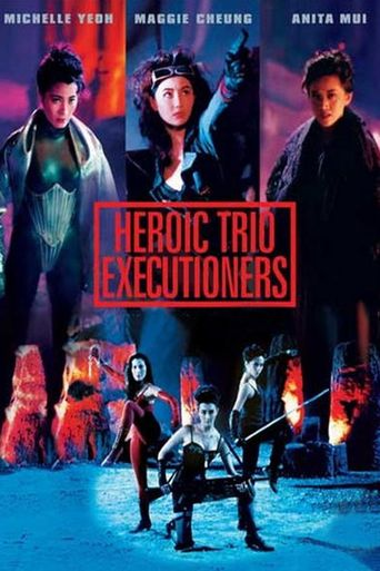 Executioners Poster