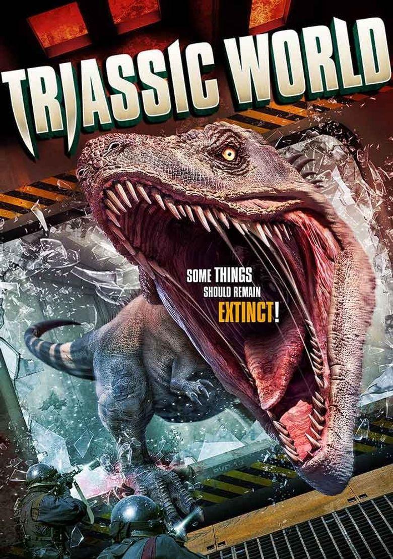 Triassic World Poster