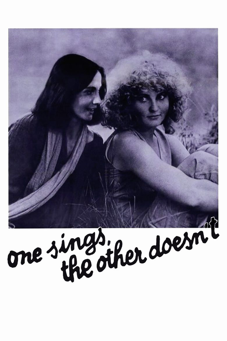 One Sings, the Other Doesn't Poster