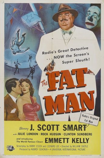 The Fat Man Poster