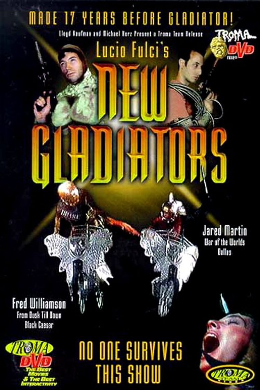 The New Gladiators Poster