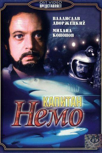 Captain Nemo Poster