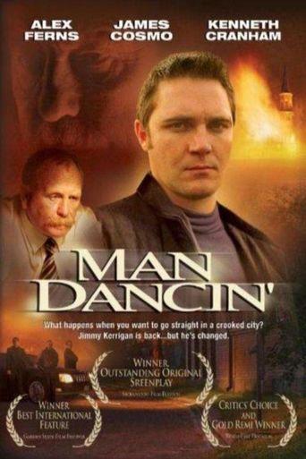 Man Dancin' Poster