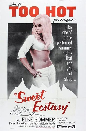Sweet Ecstasy Poster