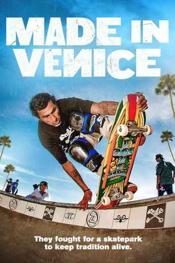 Made In Venice Poster