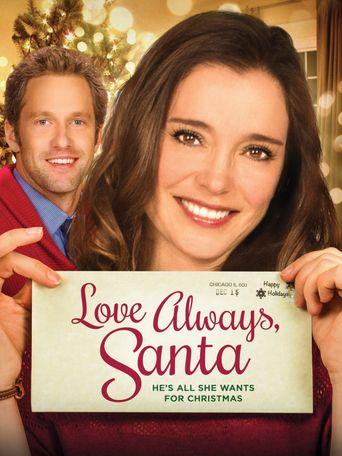 Love Always, Santa Poster