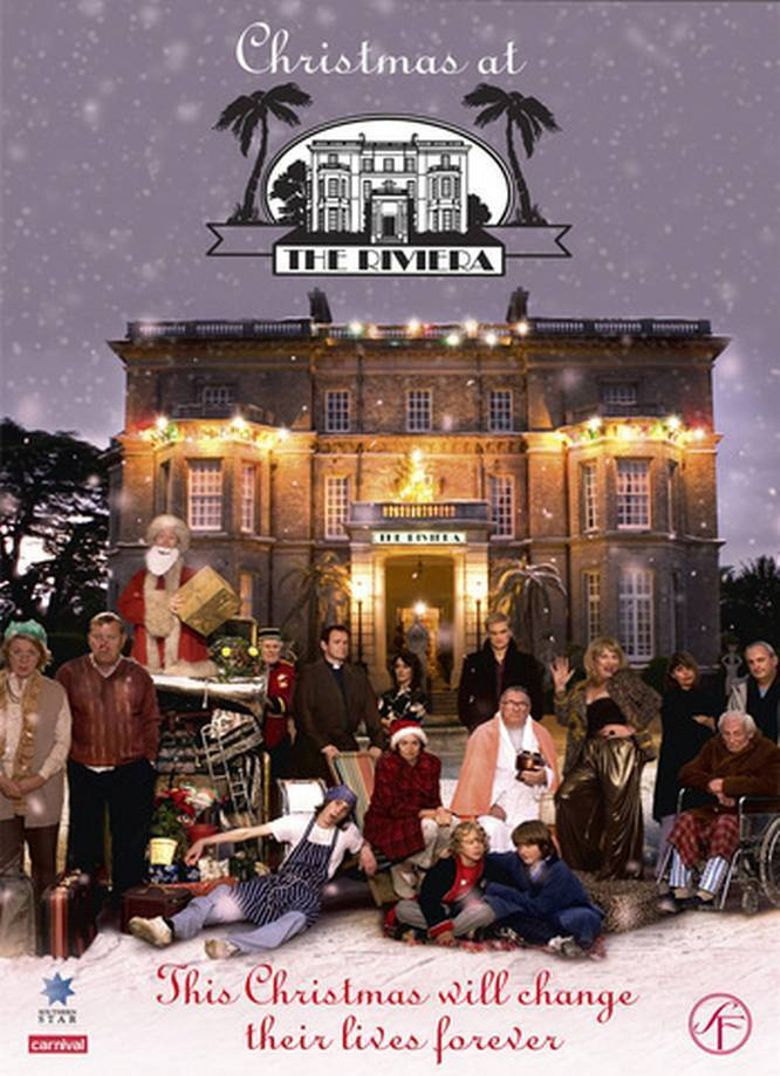 Christmas At The Riviera Poster