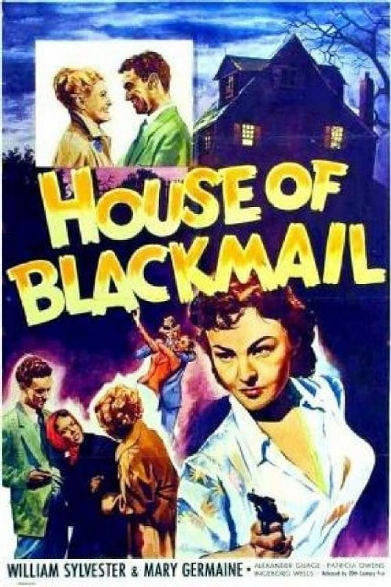 House of Blackmail Poster