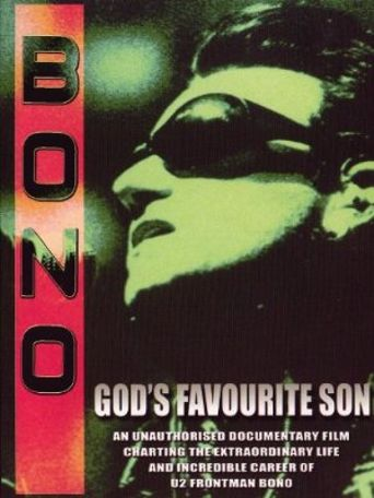 Bono - God's Favorite Son Unauthorized Poster