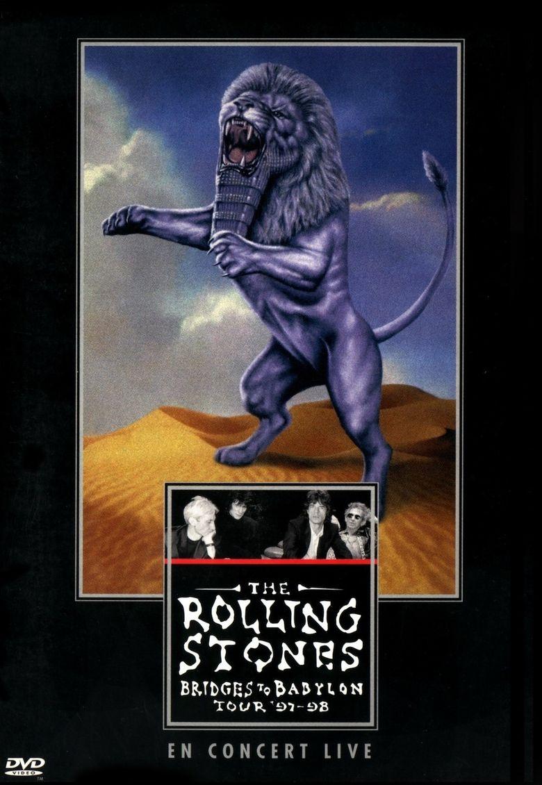 Bridges to Babylon Tour '97-98 Poster
