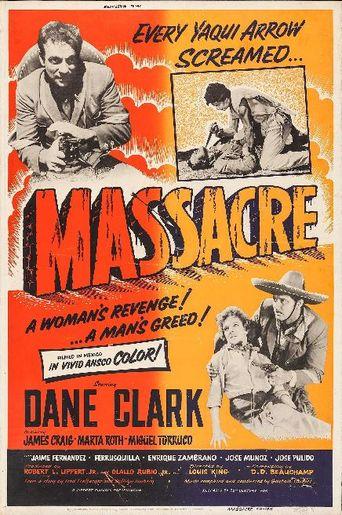 Massacre Poster