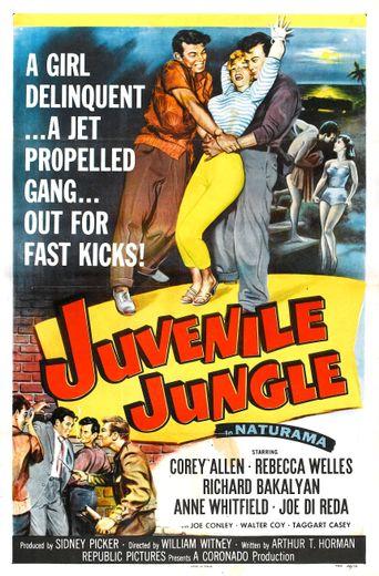 Juvenile Jungle Poster
