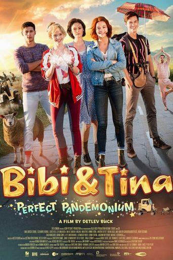 Bibi & Tina: Perfect Pandemonium Poster