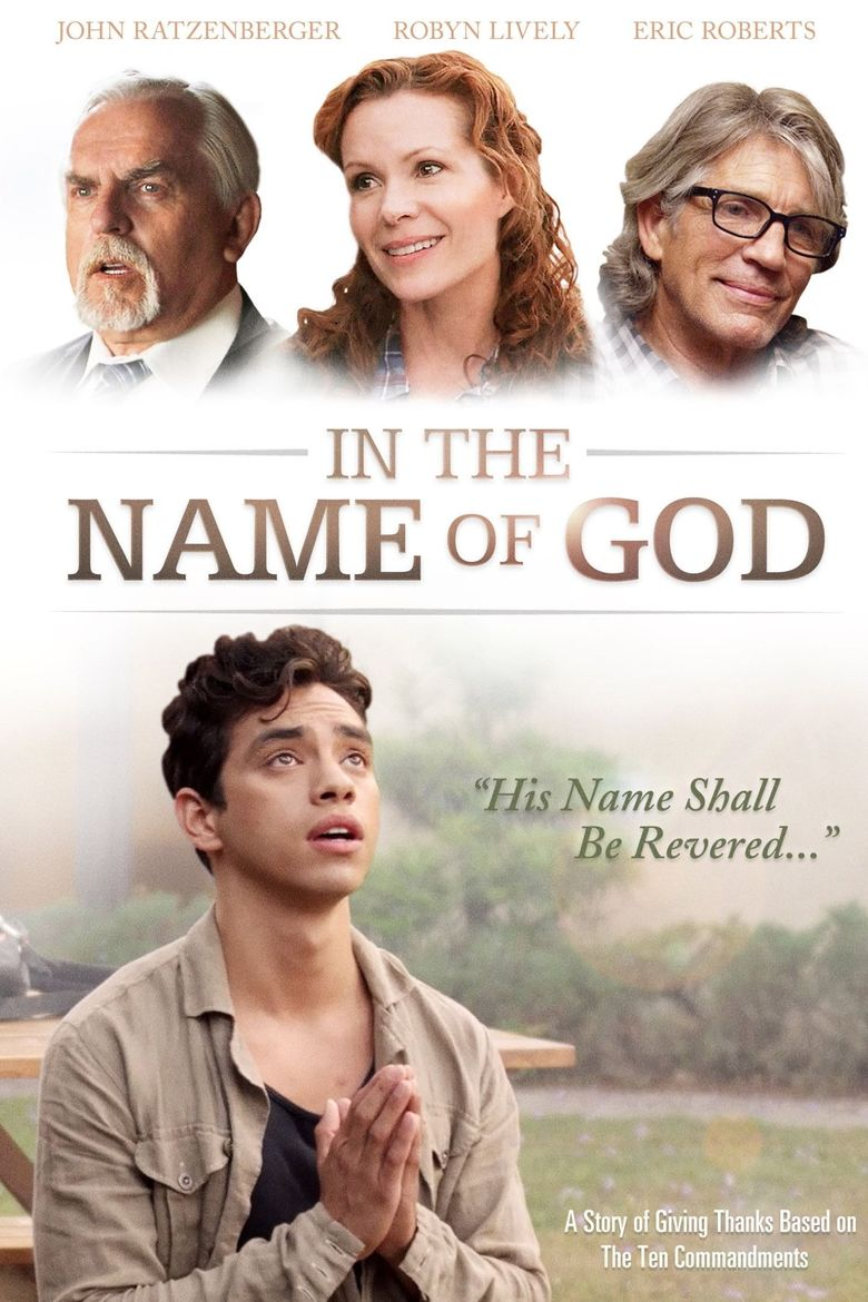 In The Name of God Poster