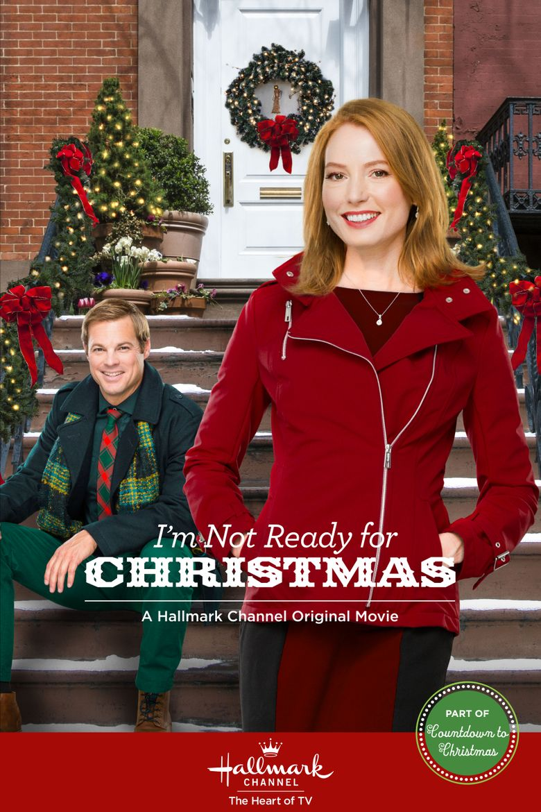 I'm Not Ready for Christmas Poster