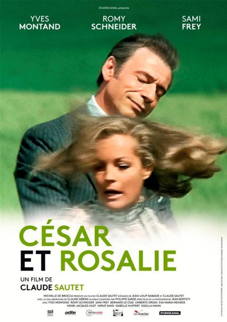 Cesar and Rosalie Poster