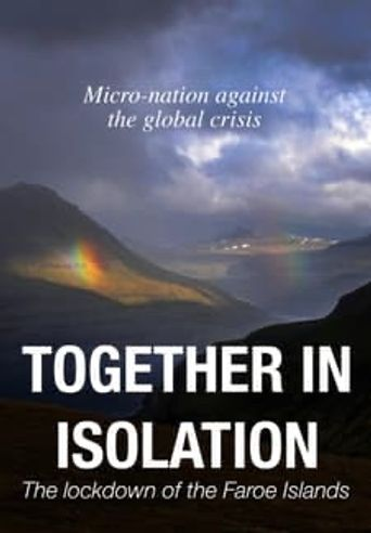 Together in isolation: the lockdown of the Faroe Islands Poster