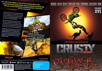 Crusty Demons 16: Outback Attack Poster