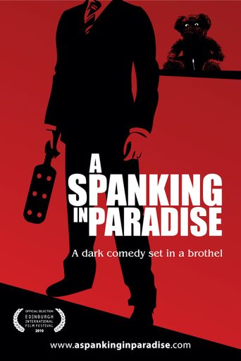 A Spanking in Paradise Poster