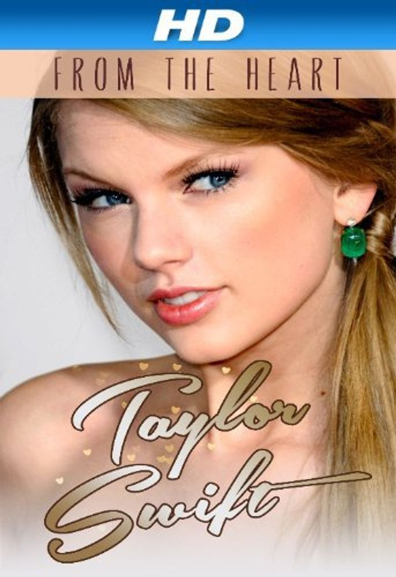 Taylor Swift: From the Heart Poster