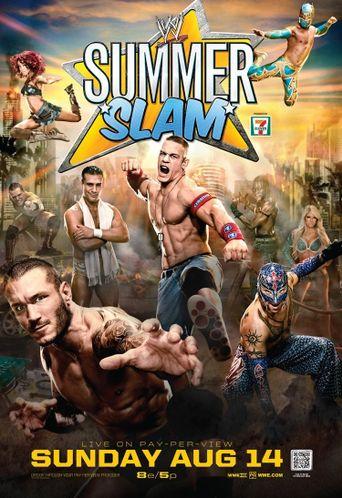 WWE SummerSlam 2011 Poster