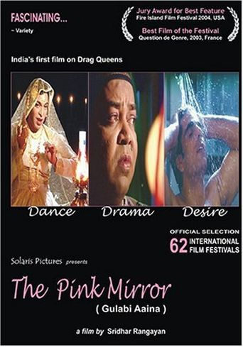 The Pink Mirror Poster