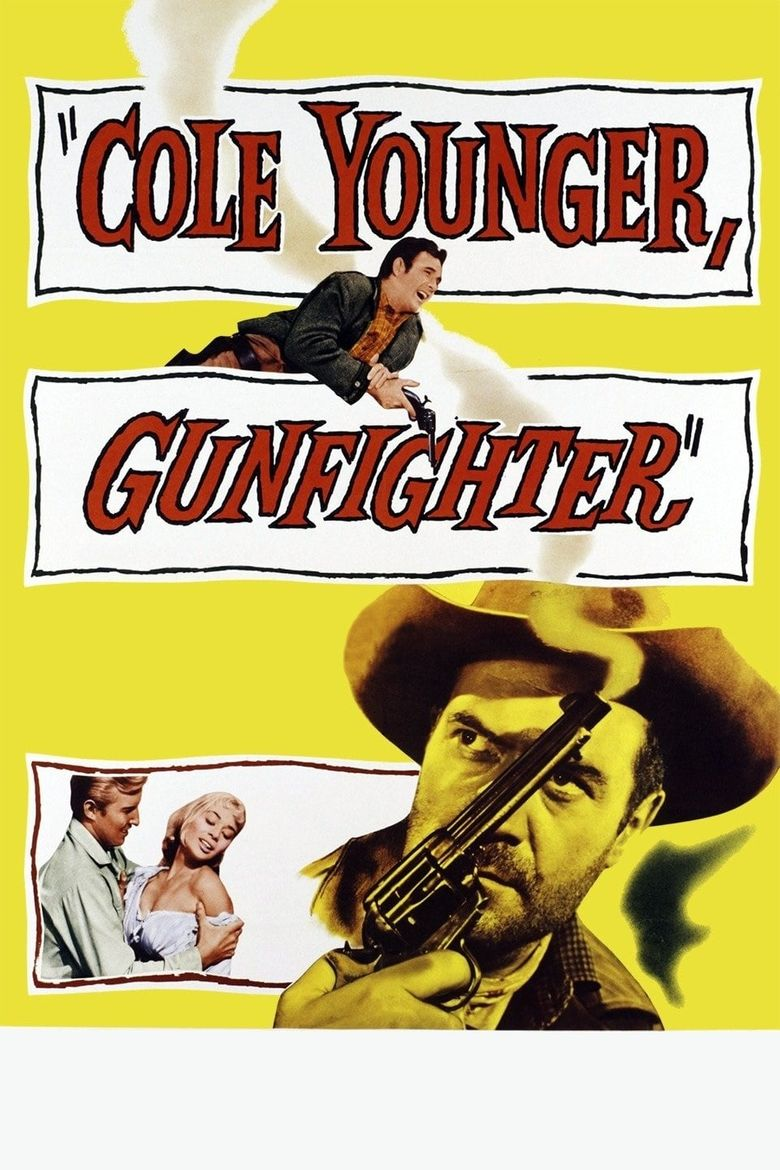 Cole Younger, Gunfighter Poster