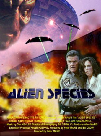 Alien Species Poster
