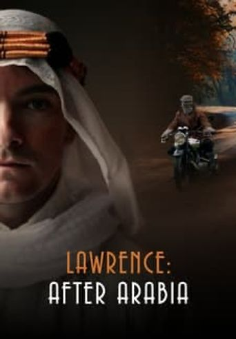 Lawrence After Arabia Poster