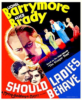 Should Ladies Behave Poster