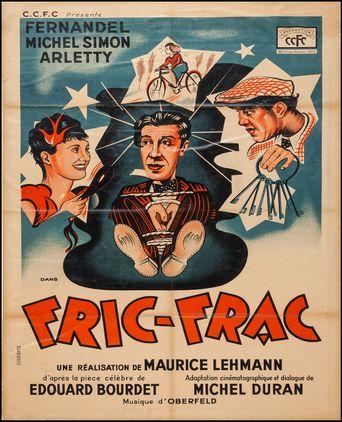 Fric-Frac Poster