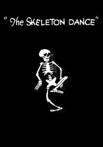 The Skeleton Dance Poster