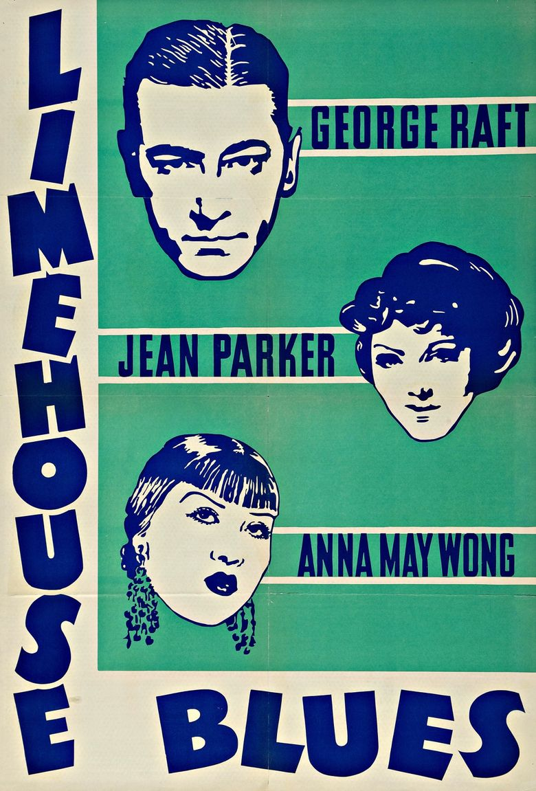 Limehouse Blues Poster