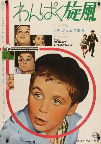 Bébert et l'omnibus Poster