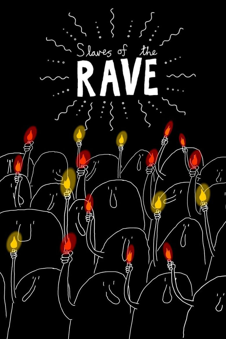 Slaves of the Rave Poster