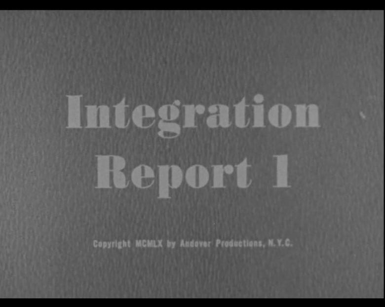 Integration Report 1 Poster