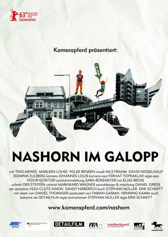 Rhino Full Throttle Poster