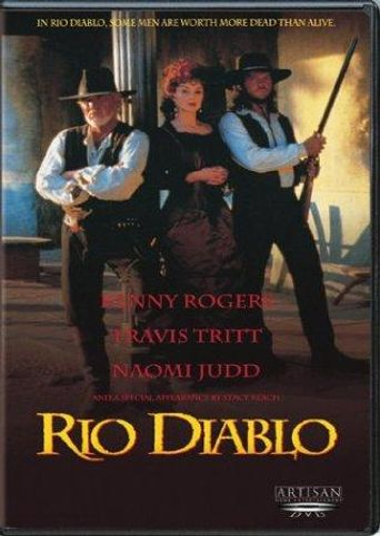 Rio Diablo Poster