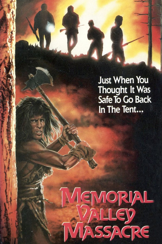 Memorial Valley Massacre Poster