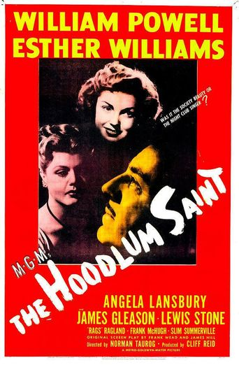 The Hoodlum Saint Poster